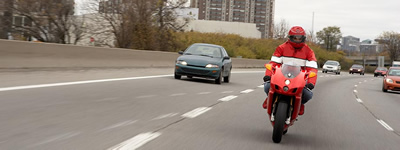 Bikers: Reduce Your Risk of Being Hit by a Car