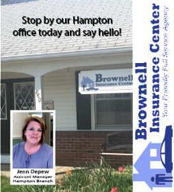 Did you know we have an office in Hampton?