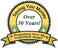 Saving you money for over 30 years!