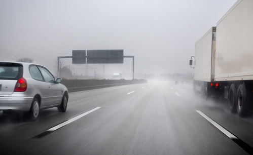 How to Drive Safely in Strong Wind and Rain