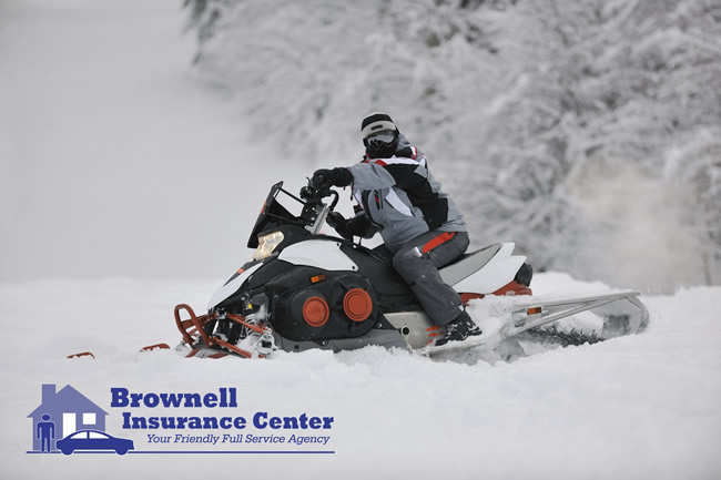 Snowmobile insurance - We've got you covered with preparedness tips and safety highlights.