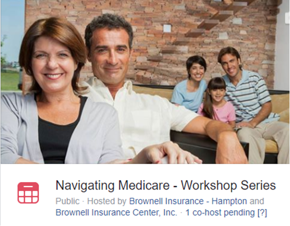 Navigating Medicare - FREE Workshop Series
